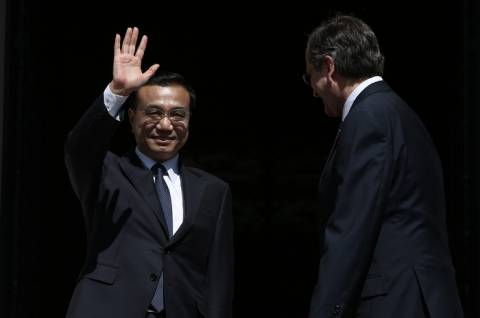 Τι θα κάνει στην Αθήνα ο Κινέζος πρωθυπουργός