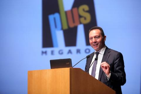Στουρνάρας: Η τραπεζική ενοποίηση θα μειώσει τις χρεώσεις τραπεζών στους καταναλωτές
