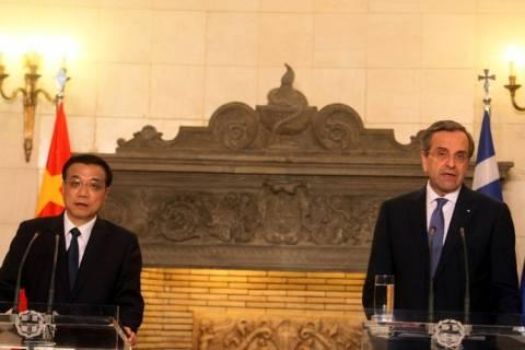 Α. Σαμαράς: Η Ελλάδα μπορεί να γίνει η πύλη της Κίνας στην Ευρώπη (pics)