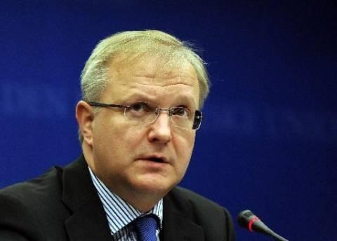 Ανησυχία Ρεν για τις μεταρρυθμίσεις στην Ελλάδα