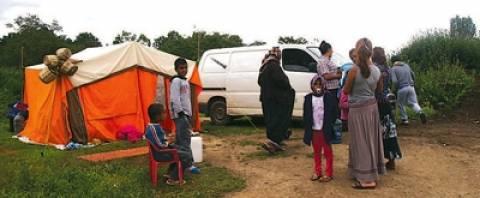 Ροδόπη: Καταυλισμοί Βούλγαρων εργατών για το μεροκάματο-η άλλη όψη της προσέγγισης