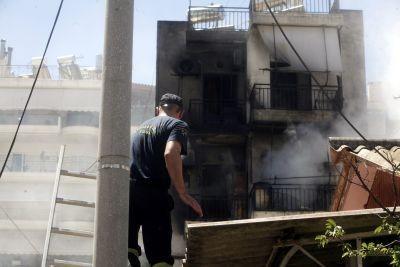 Νεκρός ο ηλικιωμένος στο διαμέρισμα στη Νίκαια