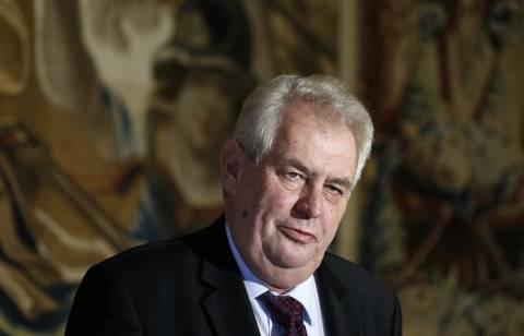Президент Чехии не видит причин вводить санкции против России