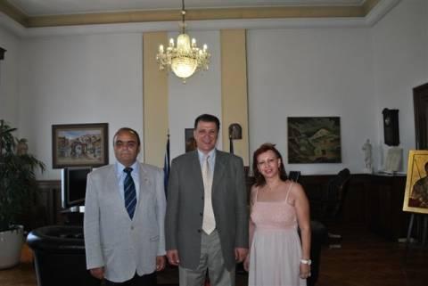 Θεσσαλονίκη: Συνάντηση Γ.Ορφανού με αντιπροσωπεία της ΑΧΕΠΑ Ελλάδος