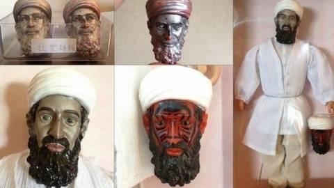 CIA: Θα έβγαζαν στην αγορά δαιμονική κούκλα του Οσάμα Μπιν Λάντεν (pic)