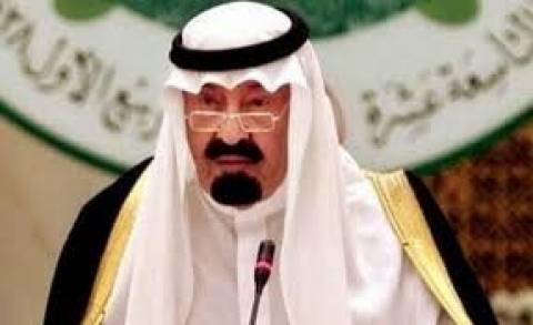 Στην Αίγυπτο ο βασιλιάς της Σαουδικής Αραβίας