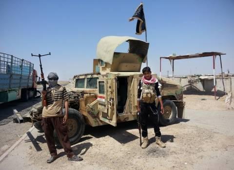 Ιράκ: Ισλαμιστές αντάρτες κατέλαβαν στρατηγικής σημασίας φυλάκιο