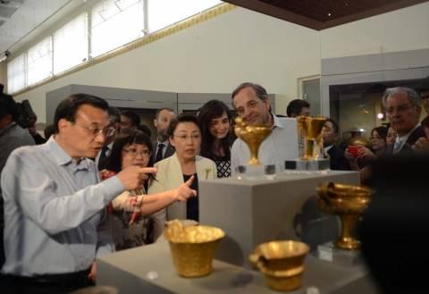 Σαμαράς: Θα δείτε χιλιάδες Κινέζους να επισκέπτονται την Κρήτη