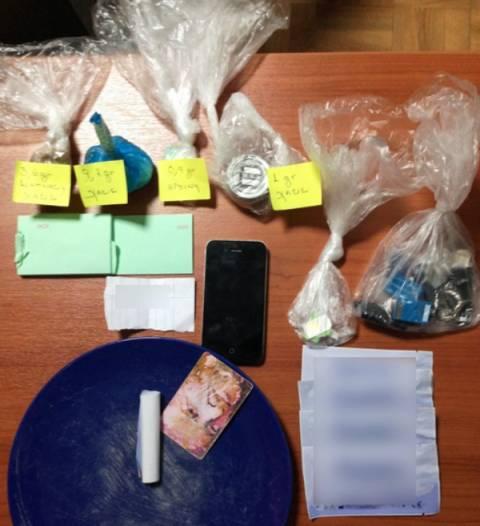 Γρεβενά: Σύλληψη σωφρονιστικού υπάλληλου για διακίνηση ναρκωτικών (pic)