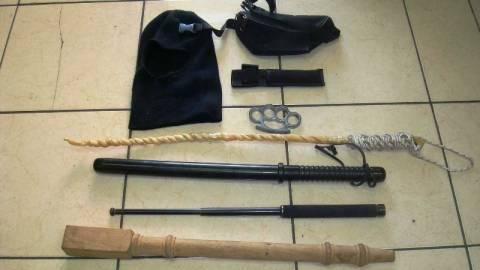 Αττική: Εγκληματική ομάδα έκλεβε δίκυκλα –Εξιχνιάστηκαν 5 περιπτώσεις (pics)