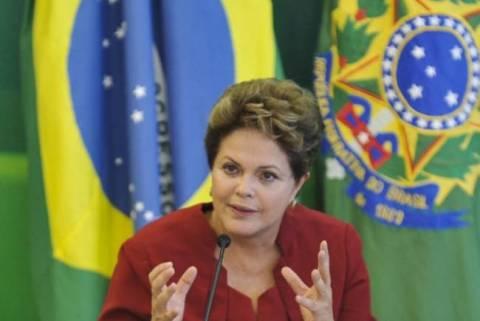 Βραζιλία: Και επίσημα υποψήφια στις προεδρικές εκλογές η Ντίλμα Ρουσέφ