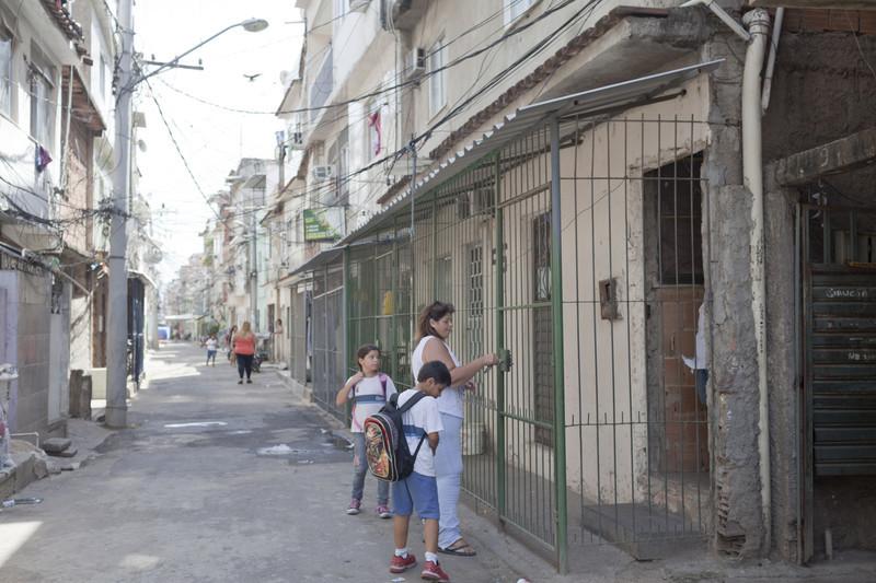Φαβέλες: Η σκληρή πραγματικότητα της Βραζιλίας