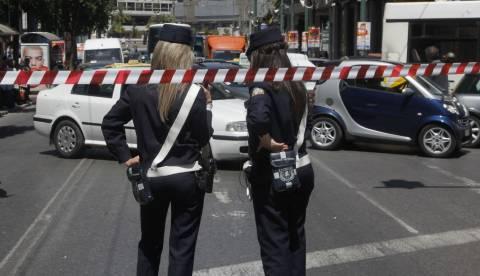 Δείτε τις κυκλοφοριακές ρυθμίσεις στο κέντρο της Αθήνας