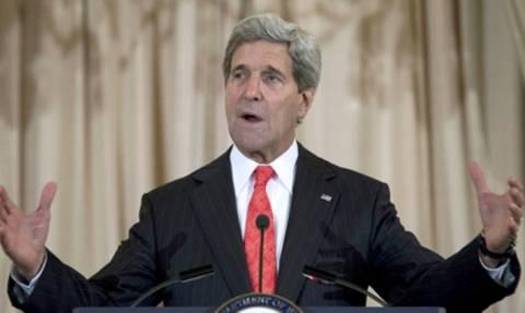 ΗΠΑ: Επίσκεψη Κέρι και αποδέσμευση οικονομικής βοήθειας στην Αίγυπτο