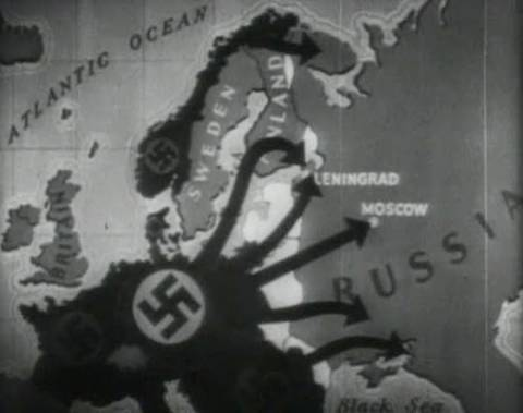 22 Ιουνίου 1941: Έναρξη της Επιχείρησης Μπαρμπαρόσα