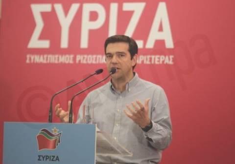 Τσίπρας: «Δεν θα ανεχτώ να λένε ότι πάμε για νέες Βάρκιζες»