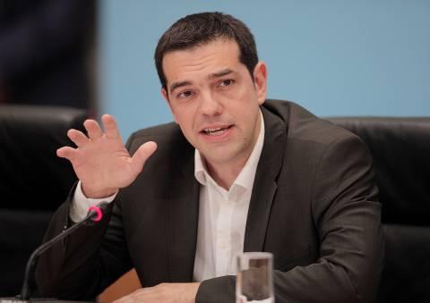 «Ναι» Τσίπρα στην πολιτική συμμαχιών