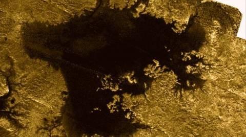 «Mαγικό νησί» εμφανίστηκε και μετά εξαφανίστηκε σε λίμνη του Τιτάνα