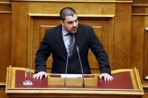Προθεσμία πήρε ο Ματθαιόπουλος της Χρυσής Αυγής