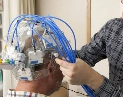Κράνος μικροκυμάτων κάνει διάγνωση εγκεφαλικού