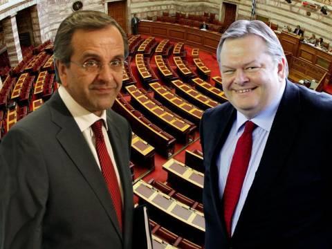 Μπάχαλο στη Βουλή: Περνούν «εξπρές» τα νομοσχέδια  και «αδιάβαστα»