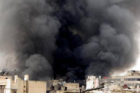 Συρία: Απομακρύνθηκε και το τελευταίο φορτίο χημικών όπλων
