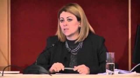 Η Κατερίνα Σαββαΐδου αντικαταστάτρια του Χάρη Θεοχάρη
