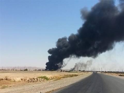 Ιράκ: Υπό τον έλεγχο τζιχαντιστών το μεγαλύτερο διυλιστήριο της χώρας
