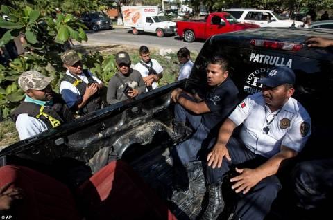 Μεξικό: Σύλληψη αρχηγού καρτέλ ναρκωτικών