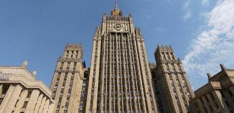 МИД РФ: ЕС ставит под сомнение партнерство с Россией