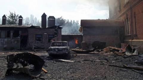 Ντονμπάς: Περισσότερα από 40 παιδιά σκοτώθηκαν στις συγκρούσεις
