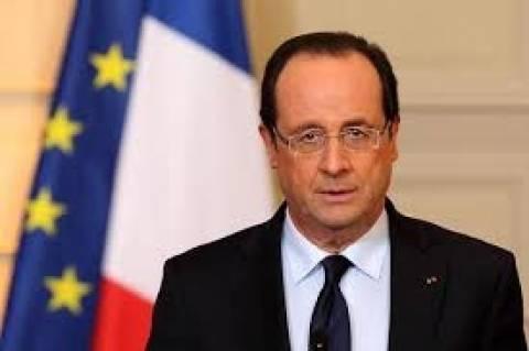 Ο Ολάντ θέλει ευελιξία στην «εφαρμογή των δημοσιονομικών κανόνων»