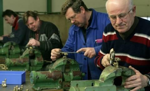 Γερμανία: Αύξηση του αριθμού των συνταξιούχων που εργάζονται