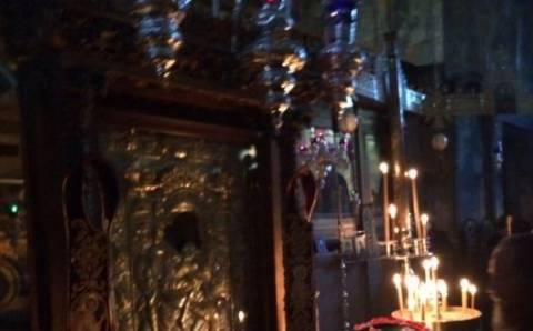Άγιο Όρος: Εορτάζει τη Σύναξη της Παναγίας «Αξιον Εστί»