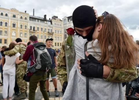 Ουκρανία: Ο ΟΑΣΕ επικοινώνησε με τους απαγωγείς των παρατηρητών του