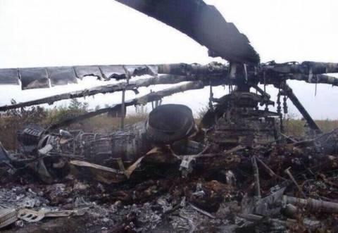 Ουκρανία: Κατάρριψη ελικοπτέρου με νεκρούς στο Σλαβιάνσκ