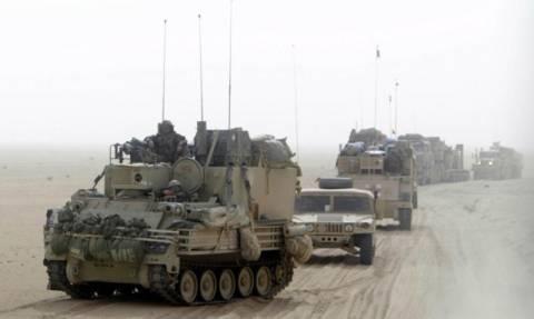 Ιράκ: Οι πρώτοι Αμερικανοί σύμβουλοι ξεκίνησαν την αποστολή τους