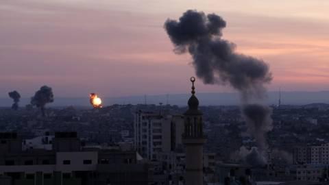 Νέες αεροπορικές επιδρομές από το Ισραήλ στη Λωρίδα της Γάζας