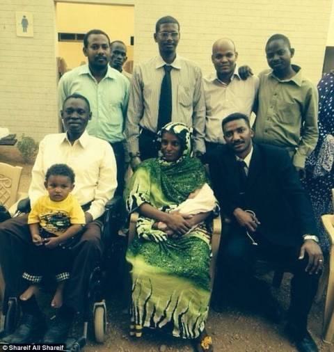 Κατηγορείται για απάτη η Σουδανή που γλίτωσε τη θανατική ποινή!