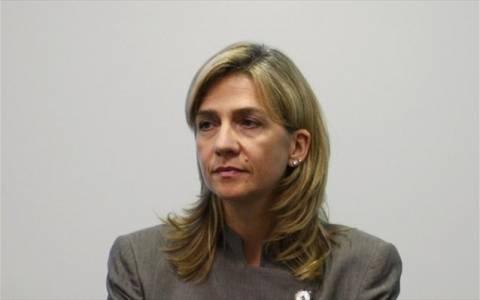 Ισπανία: Στο εδώλιο η πριγκίπισσα Κριστίνα για διαφθορά