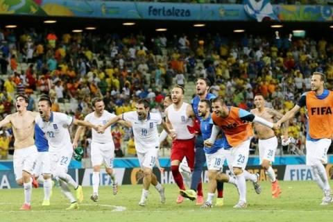 Μουντιάλ 2014: Συγχαρητήρια από Super League