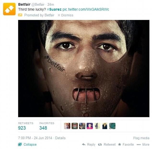 Μουντιάλ 2014: Οι φωτογραφίες του Σουάρεζ που κάνουν το γύρο του διαδικτύου! (pics+video)