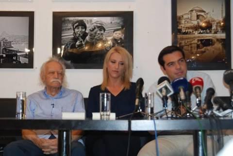 Τσίπρας: Το καλούπι από το οποίο έφτιαξαν τον Γλέζο έχει καταστραφεί