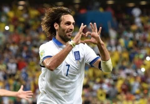 Παγκόσμιο Κύπελλο Ποδοσφαίρου 2014: O Σαμαράς ως άλλος... Ιησούς! (vid)