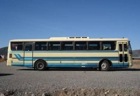Έβρος: Aκατάλληλο λεωφορείο μετέφερε παιδιά-ακινητοποιήθηκε από τροχονόμους