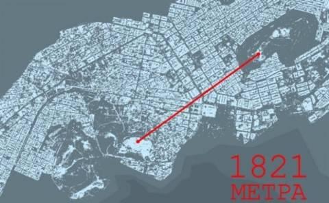 """""""1821 μέτρα"""" χωρίζουν τον Παρθενώνα από τον Λυκαβηττό και ενώνουν καλλιτέχνες!"""