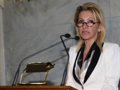 Αντιπρόεδρος του ΔΣΑ η Ιωάννα Καλαντζάκου