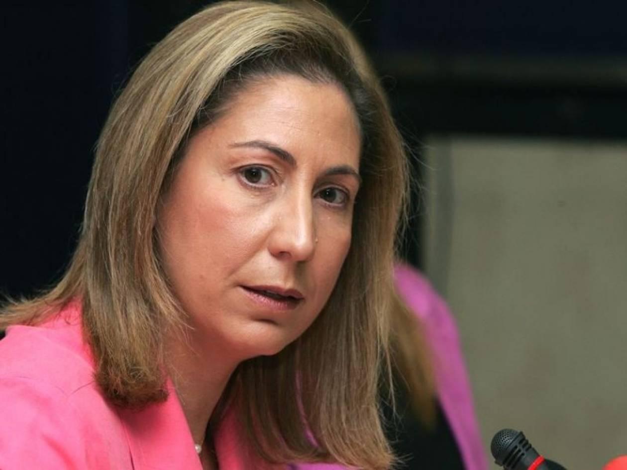 Η Μαριλίζα Ξενογιαννακοπούλου υπέρ του Αλέξη Τσίπρα