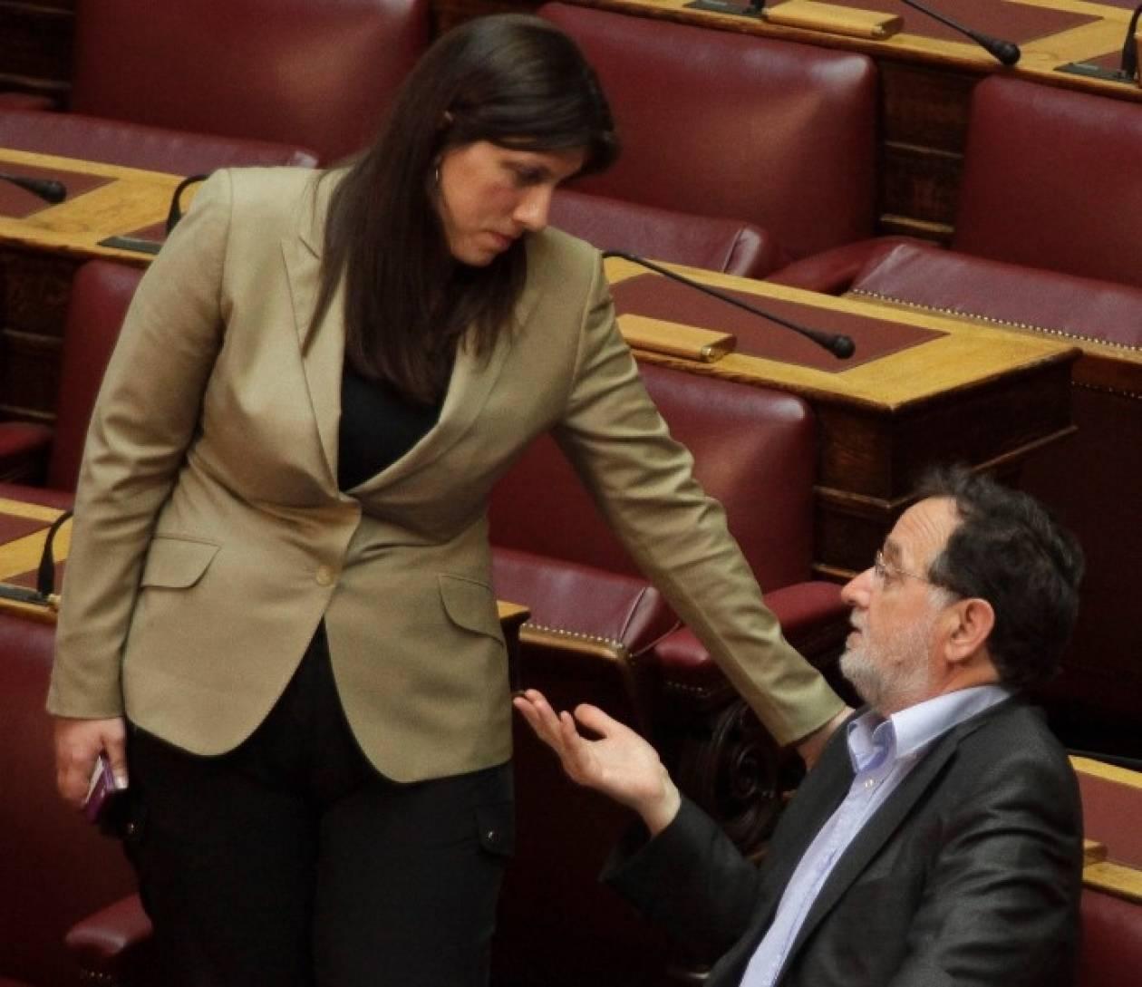 ΣΥΡΙΖΑ: «Παρών» στην τροπολογία για τις αποδοχές των δικαστικών λειτουργών