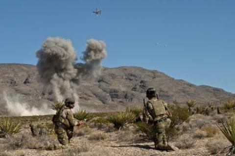 Δεν θα σταματούν να βομβαρδίζουν: Θα κατεβάσουν το βουνό οι Πιλότοι!(vid)